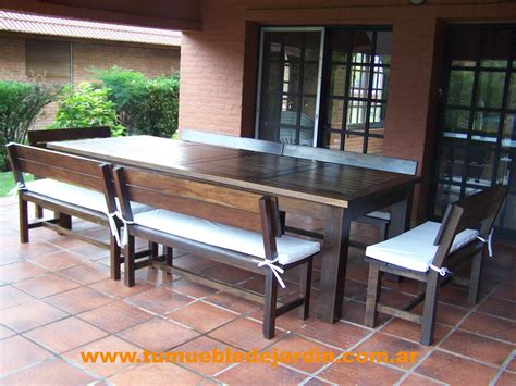 mesas  quinchos