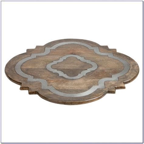 Large Tabletop Lazy Susan   Tabletop : Home Design Ideas #