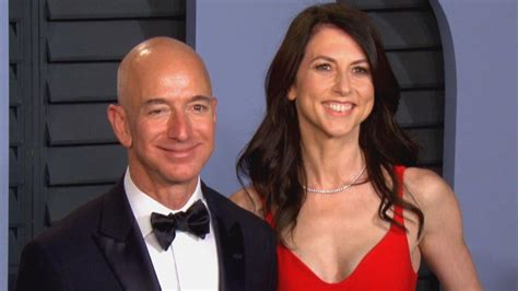 Jeff Bezos Wife Amazon
