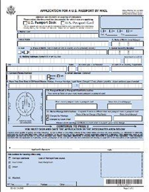 us passport expired renewal form 25 best ideas about passport renewal application form on