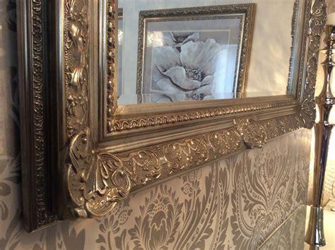 Silver Wall Mirrors Decorative - decorative antique silver wall mirror range of