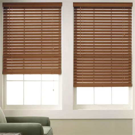 wood blinds for windows wood window blinds 2 quot slats pine color free shipping