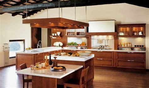 disenos de cocinas  muebles de madera