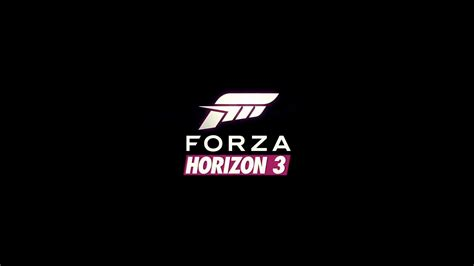 Forza Horizon 3 Logo Wallpaper 00977 Baltana