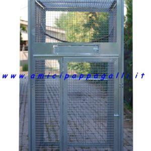 pannelli modulari per gabbie voliere e gabbie per uccelli vendita