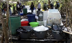 meth super labs   rise  mexico  crackdown