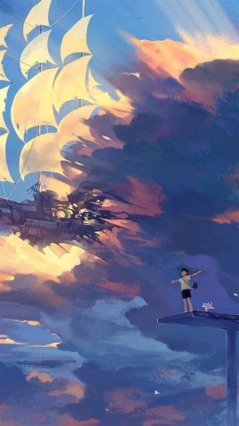 Anime Scenery Wallpaper - anime scenery anime scenery anime scenery