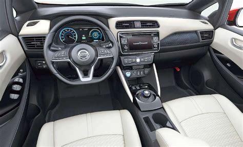 nissan leaf range release date interior cost