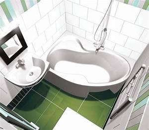 Kleines Bad Dusche : kleines bad planungswelten ~ Markanthonyermac.com Haus und Dekorationen