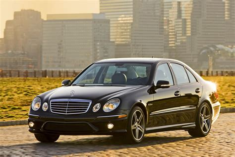 2008 Mercedes-benz E-class News And Information