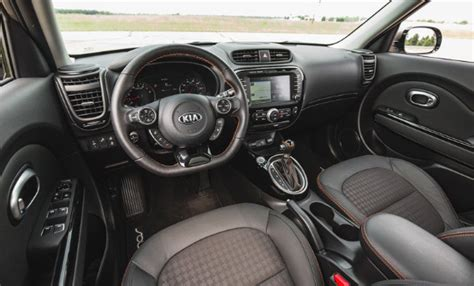 2020 Kia Soul Interior by 2020 Kia Soul Plus Interior Specs Price Kia In 2020