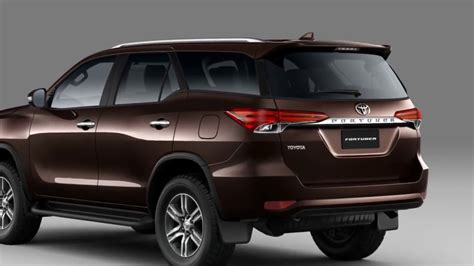 Toyota Fortuner 2019 by 2019 Toyota Fortuner Interior Exterior