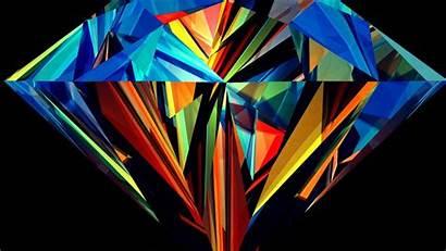Diamond Wallpapers Backgrounds Multicoloured Diamonds Psd Trends