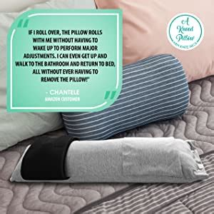 Amazon.com: New & Innovative Wearable Knee Pillow with