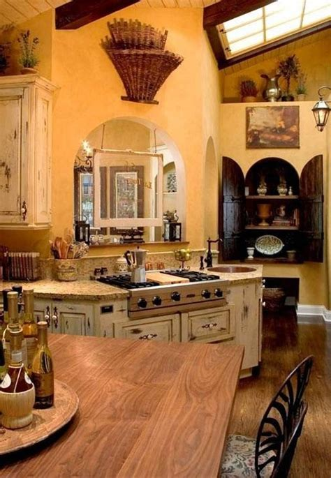 Decorating Ideas For Tuscan Kitchen by Tuscan Decor For The Home Tuscan Kitchen Design
