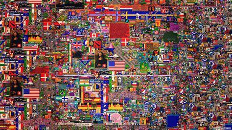 pixel art abstract logo reddit flag wallpapers hd