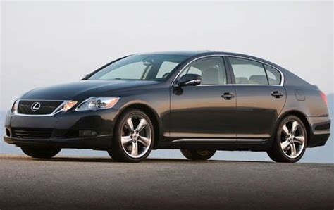 Review: 2010 Lexus Gs 350