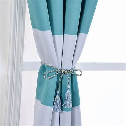 Curtains Thermal Blackout Window Grommet Drapes Insulated