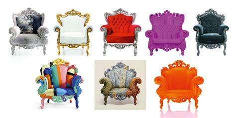 La Poltrona In Stile Barocco. Perfetta In Ambienti Moderni