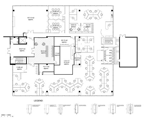 Office Desk Layout Template by Planning The Office Space Layout Templates Tools