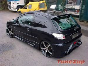 Tuning Peugeot 206 Hdi 1 4 X-line Phase 2