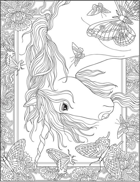 Creative Haven Unicorns Coloring Book – the unicorn store