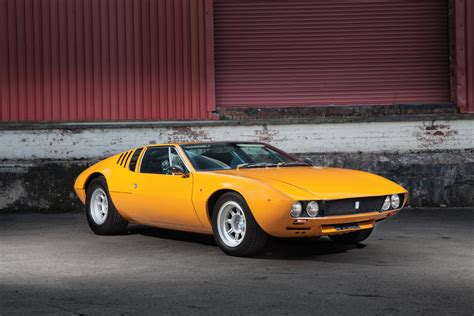 Car Of The Day – De Tomaso Mangusta For Sale At Auction