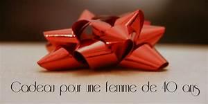 Idée Cadeau Femme 40 Ans : cadeau femme 40 ans ~ Teatrodelosmanantiales.com Idées de Décoration