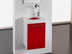 Gäste Wc Waschbecken Mit Unterschrank : badm bel set g ste wc waschbecken waschtisch mit spiegel ~ Michelbontemps.com Haus und Dekorationen