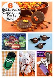6 Creative Ways to Make Halloween Classroom Treats
