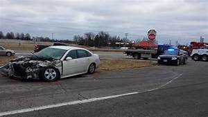 One injured in southern Boone County crash, MSHP ...