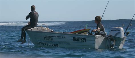 Boat Service Exmouth exmouth dinghy hire 4 2m tinny