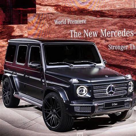 Mercedes G Klasse 2018 by 2018 Mercedes G Class Mercedes Onlythebest
