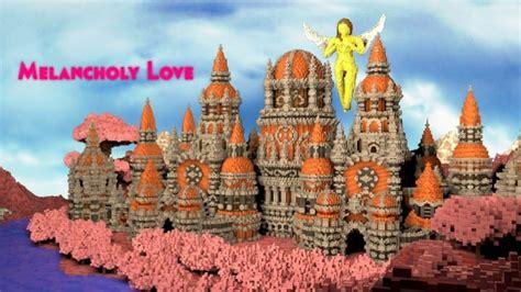 melancholic love minecraft building