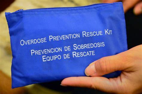 overdose prevention ebnhc