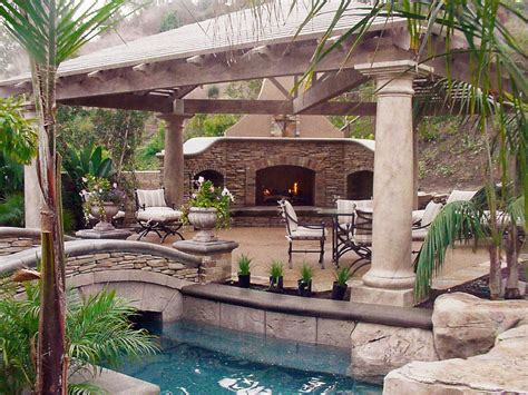 backyard oasis backyard landscape ideas pinterest