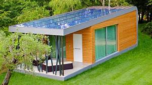 Gorgeous Green Zero Small House
