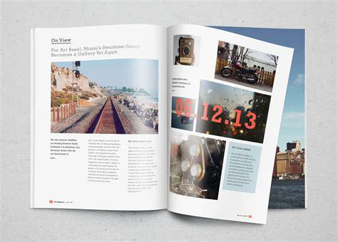 Magazine Mockup Photorealistic Magazine Mockup Graphicburger