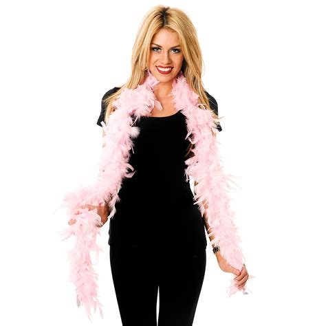 Pink Feather Boa £399 47 In Stock Last Night Of Freedom