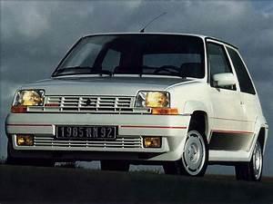 Renault Super 5 Five : r5 gt turbo el supercinco ~ Medecine-chirurgie-esthetiques.com Avis de Voitures