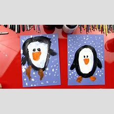 How To Paint A Penguin  Art For Kids Hub