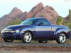 Chevrolet Ssr Exotic Car Pictures  030 Of 37   Diesel Station