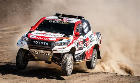 2019 Toyota Dakar by Toyota Hilux Driven To 2019 Dakar Rally Victory