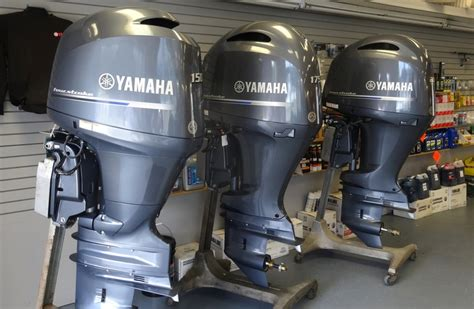 Outboard Boat Motors For Sale by Slightly Used Yamaha Outboard Motor Engine For Sale