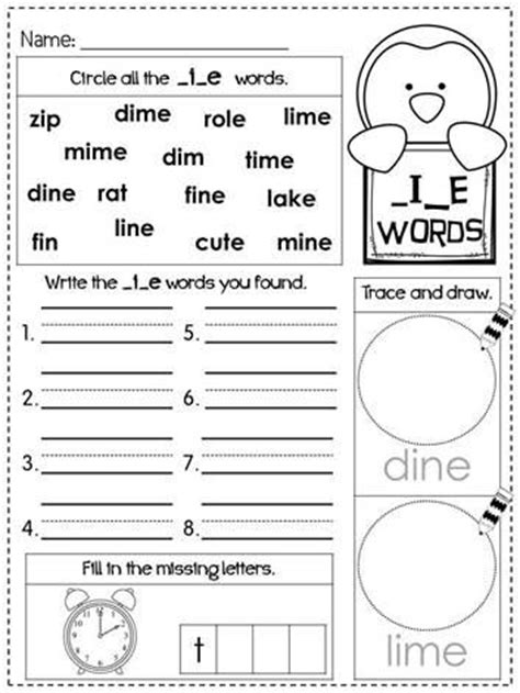25+ Best Ideas About Long Vowels On Pinterest  Long Vowel Worksheets, Vowel Activities And