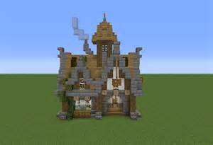 Minecraft Survival House Blueprints