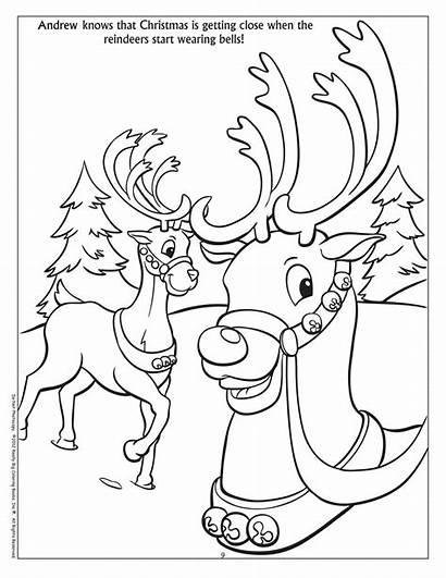 Coloring Winter Fun Books Personalized Coloringbook