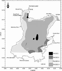 Facies Map Of Lough Neagh Generated From Side