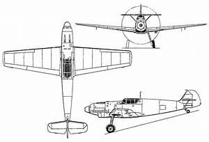 Woodwork Airplane Blueprint PDF Plans