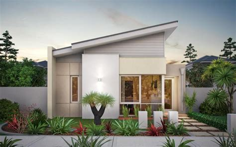 one storey house one storey modern house designs home design ideas within modern single storey house plans